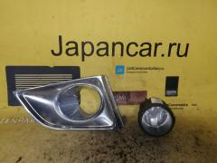 Туманка бамперная на Toyota Noah ZRR70G 02B2704, Правое расположение