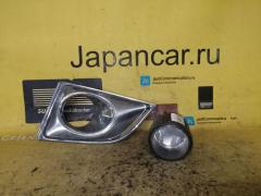 Туманка бамперная на Toyota Noah ZRR70G 02B2704, Левое расположение