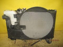Радиатор ДВС на Toyota GX110 1G-FE