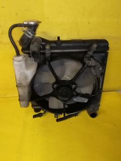 Радиатор ДВС на Honda Fit GD1 L13A