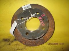Тормозной диск на Nissan Dayz Roox B21A 3B20, Переднее расположение