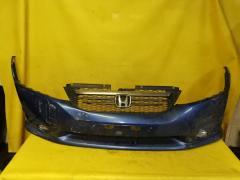 Бампер на Honda Odyssey RB1 P3726 71101-SFEB-9000, Переднее расположение