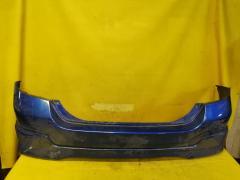 Бампер на Honda Fit GD1 71501-SAA-9000, Заднее расположение