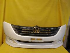 Бампер на Honda Stepwgn RG1 114-22397 71101-SLJ-ZZ00, Переднее расположение