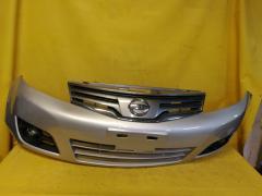 Бампер на Nissan Note E11 02B2704 620228Y20A, Переднее расположение