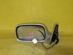 Зеркало двери боковой на Toyota Mark II GX110, Левое расположение