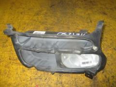 Туманка бамперная на Toyota Avensis AZT250 05-54 81210-05060, Правое расположение