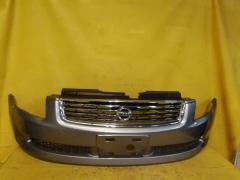 Бампер на Nissan Stagea M35 62022-7W040, Переднее расположение