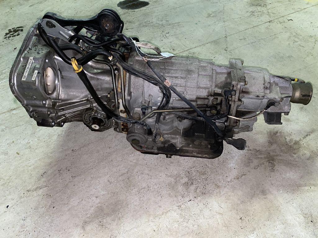 КПП автоматическая на Subaru Legacy Wagon BH5 EJ206 Фото 1