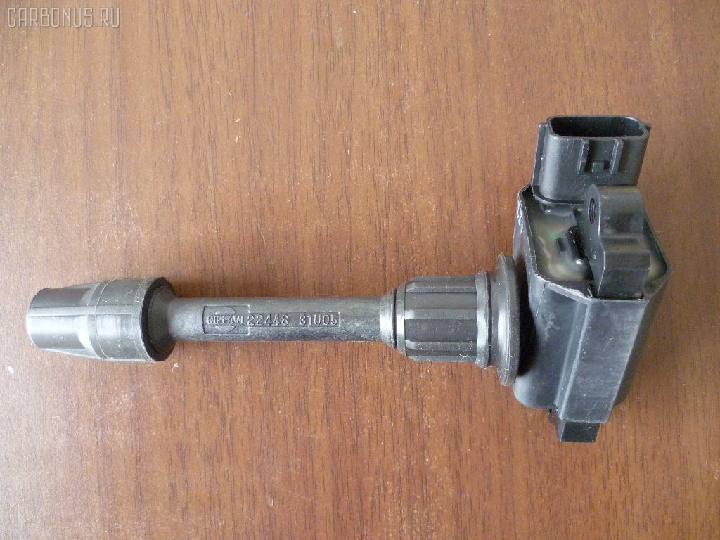 Катушка зажигания NISSAN CEDRIC MY33 VQ25DE. Фото 2