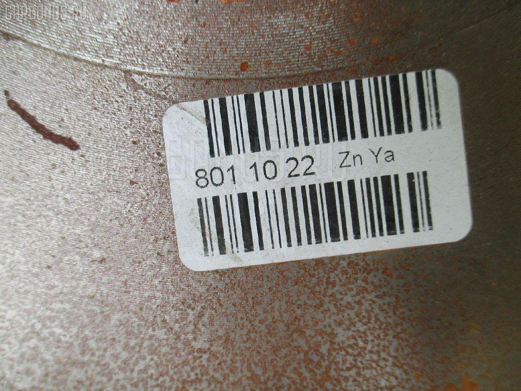 Тормозной диск SUBARU FORESTER SG5 EJ20 Фото 6