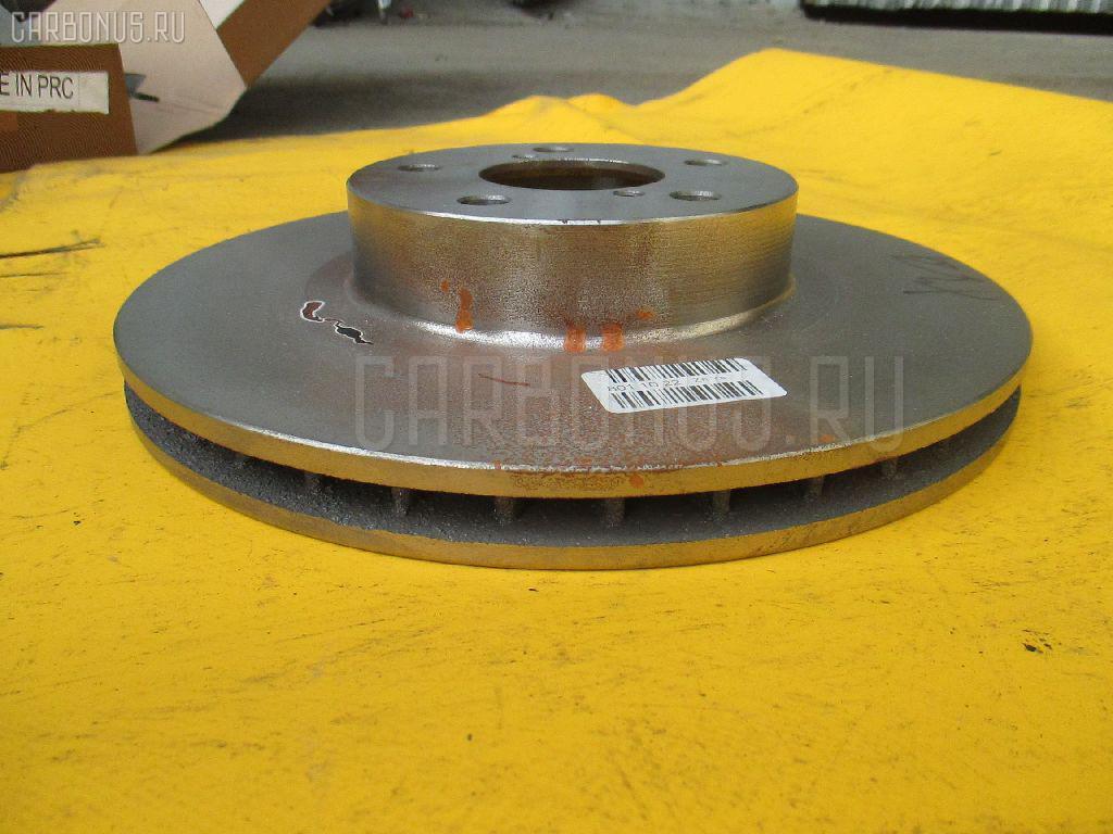 Тормозной диск SUBARU FORESTER SG5 EJ20 Фото 1