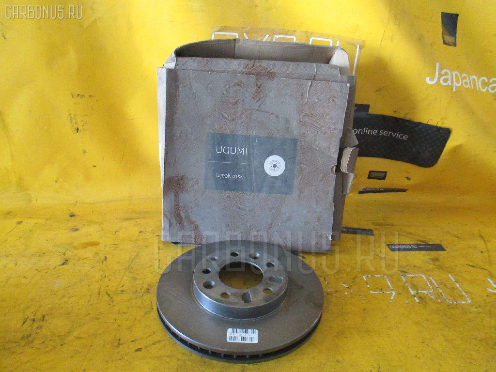 Тормозной диск MAZDA ATENZA SEDAN GG3P. Фото 1