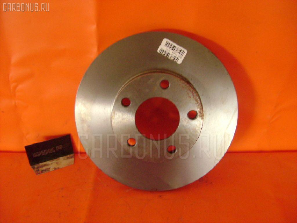 Тормозной диск MAZDA AXELA BK3P Фото 1