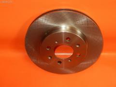 Тормозной диск HONDA ORTHIA EL3 UQUMI UQ-116F-1010 Переднее