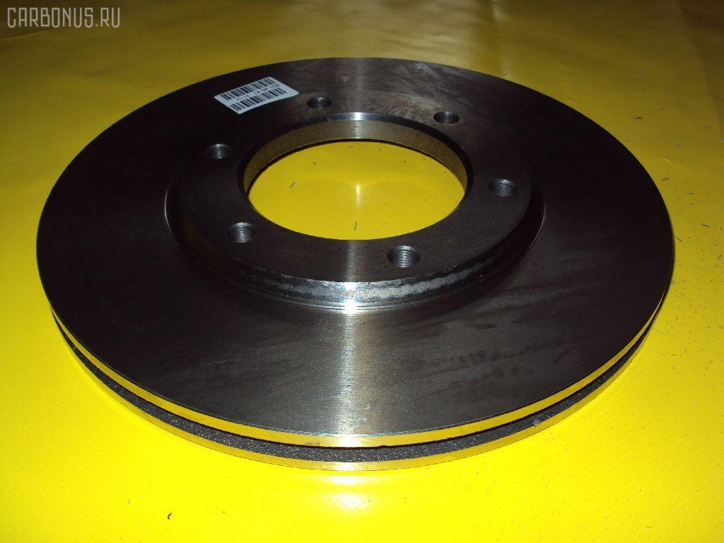Тормозной диск NISSAN PATROL 160 SD33. Фото 1