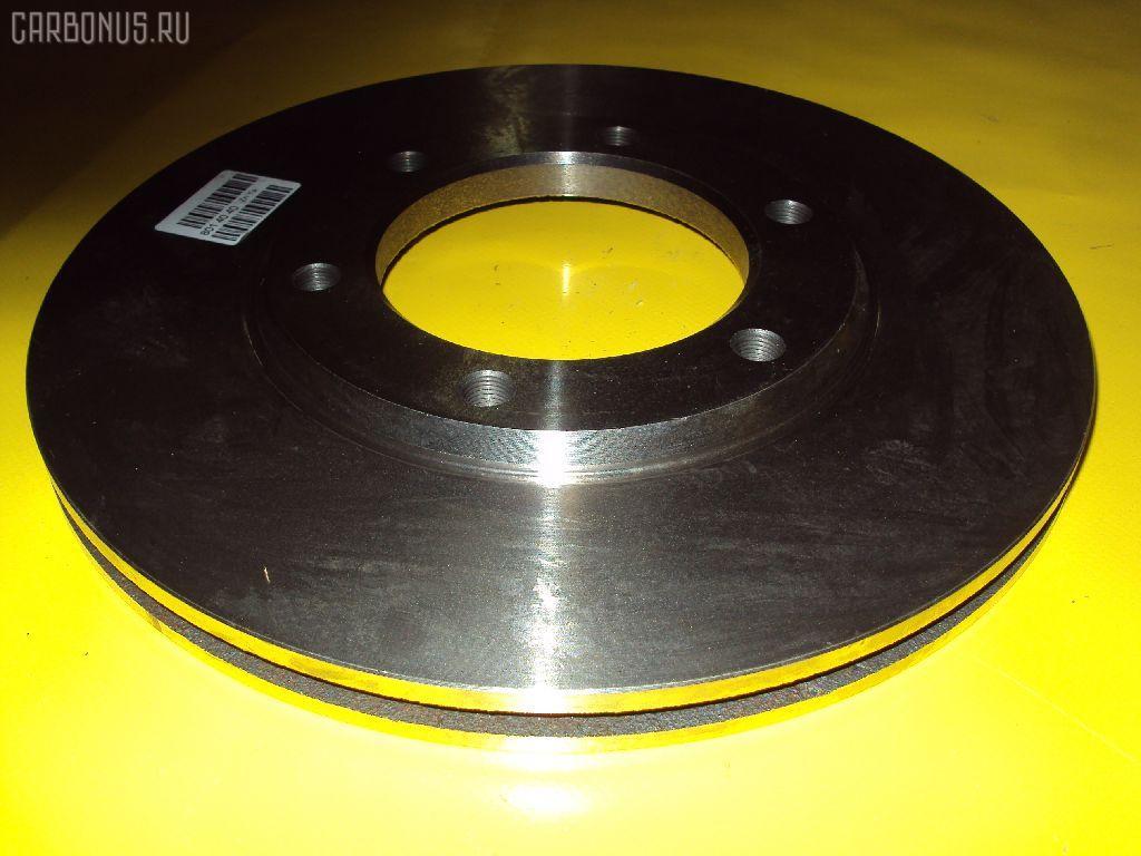 Тормозной диск NISSAN PATROL 160 SD33. Фото 2