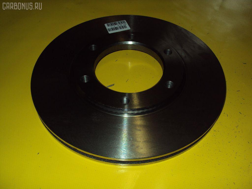 Тормозной диск NISSAN PATROL 160 SD33. Фото 3