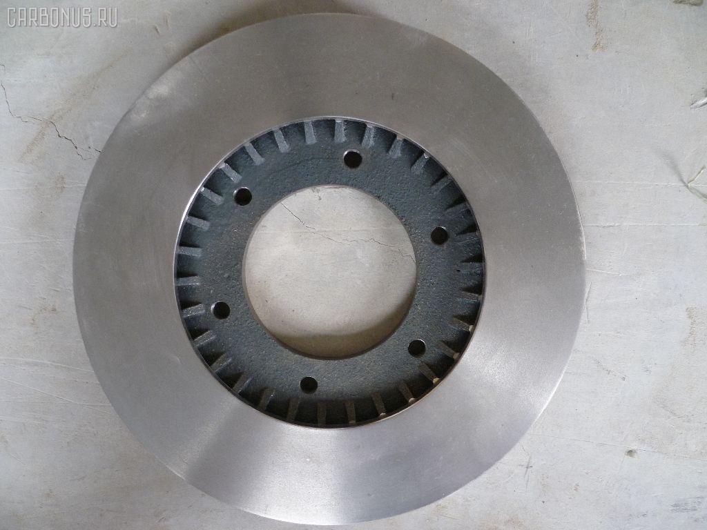 Тормозной диск NISSAN PATROL 160 SD33. Фото 4