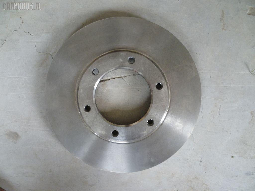 Тормозной диск NISSAN PATROL 160 SD33. Фото 10