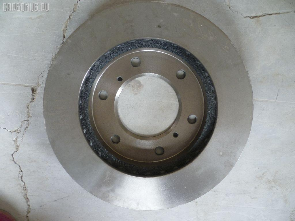 Тормозной диск MITSUBISHI PAJERO V75W. Фото 3