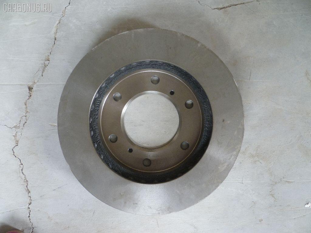 Тормозной диск MITSUBISHI PAJERO V75W. Фото 7