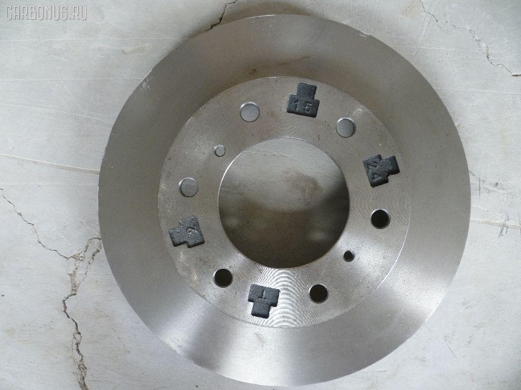 Тормозной диск MITSUBISHI PAJERO V75W. Фото 9