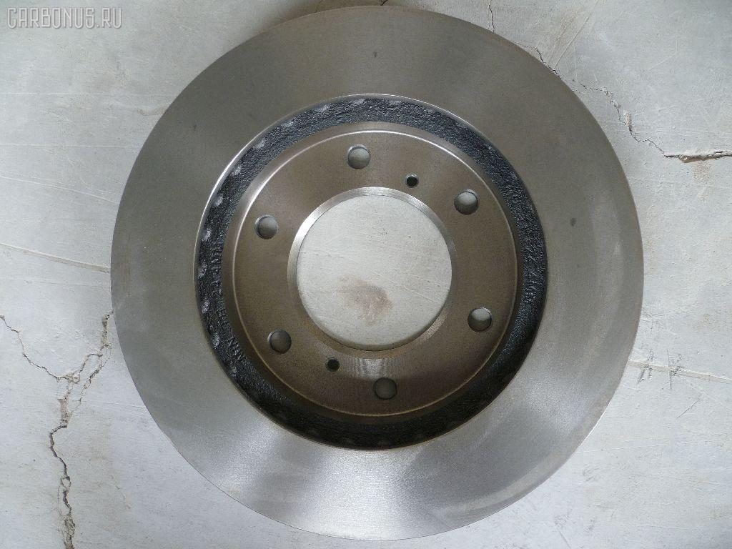 Тормозной диск MITSUBISHI PAJERO V75W. Фото 10