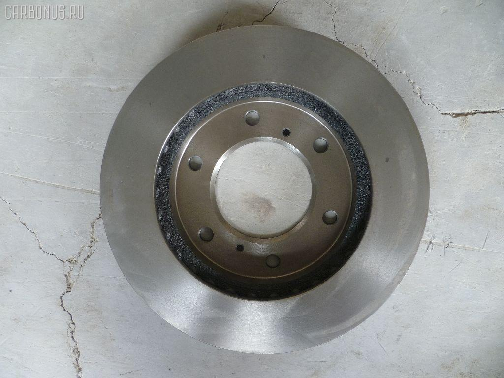 Тормозной диск MITSUBISHI PAJERO V75W. Фото 11