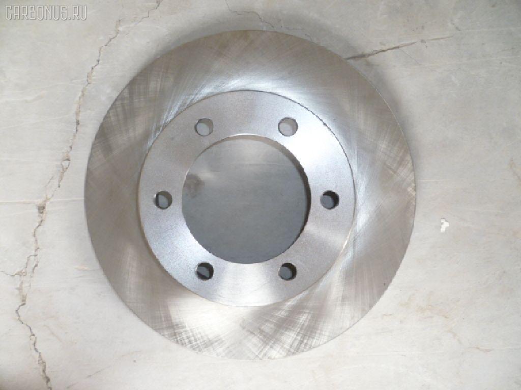 Тормозной диск TOYOTA LAND CRUISER PRADO KDJ90W. Фото 1