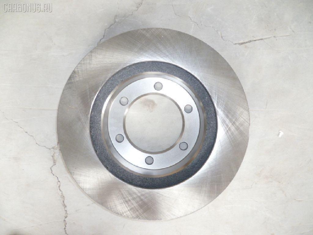Тормозной диск TOYOTA LAND CRUISER PRADO KDJ90W. Фото 3