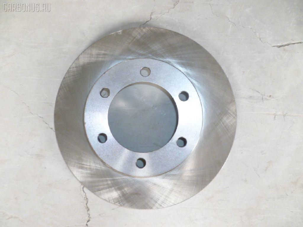 Тормозной диск TOYOTA LAND CRUISER PRADO KDJ90W. Фото 5