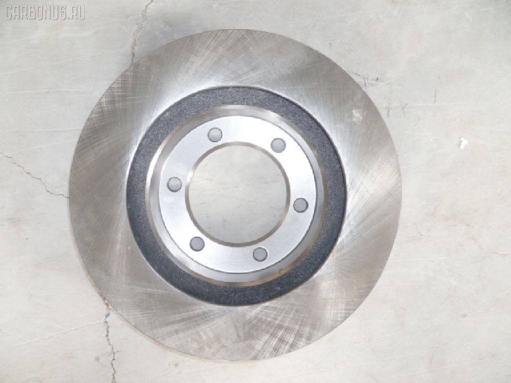 Тормозной диск TOYOTA LAND CRUISER PRADO KDJ90W. Фото 6
