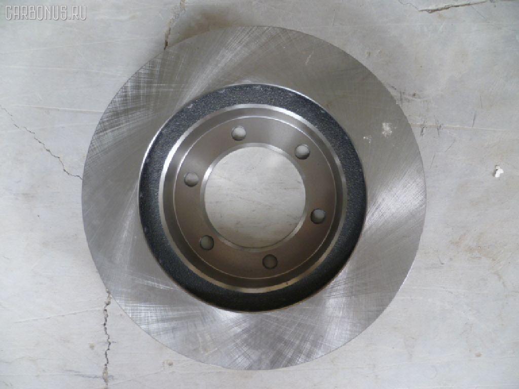 Тормозной диск TOYOTA LAND CRUISER PRADO KDJ90W. Фото 7