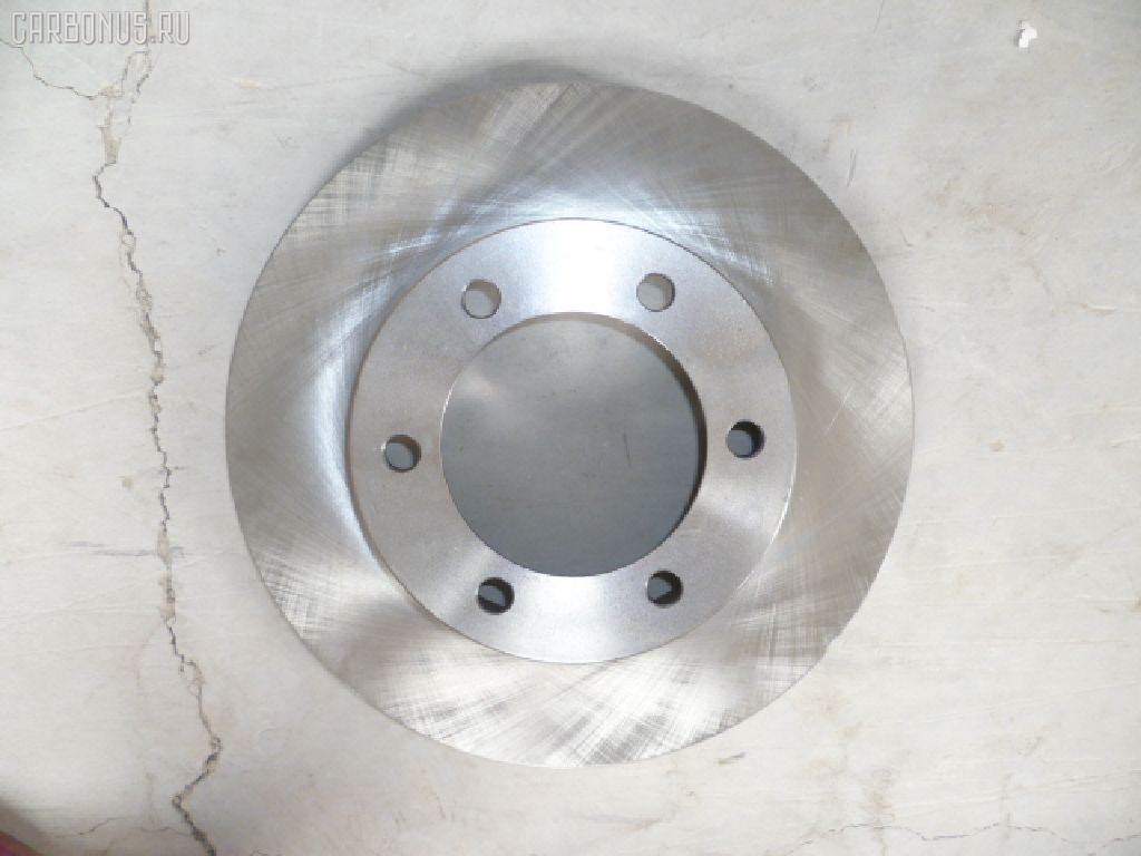 Тормозной диск TOYOTA LAND CRUISER PRADO KDJ90W. Фото 8