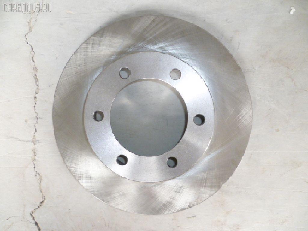 Тормозной диск TOYOTA LAND CRUISER PRADO KDJ90W. Фото 9