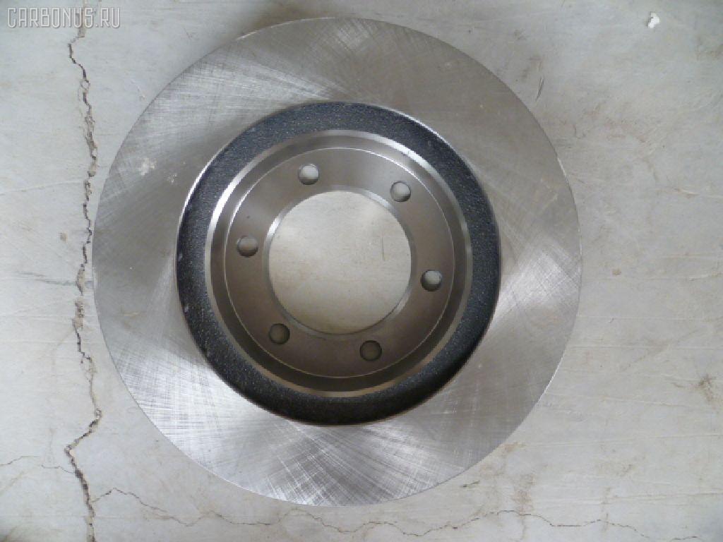 Тормозной диск TOYOTA LAND CRUISER PRADO KDJ90W. Фото 10