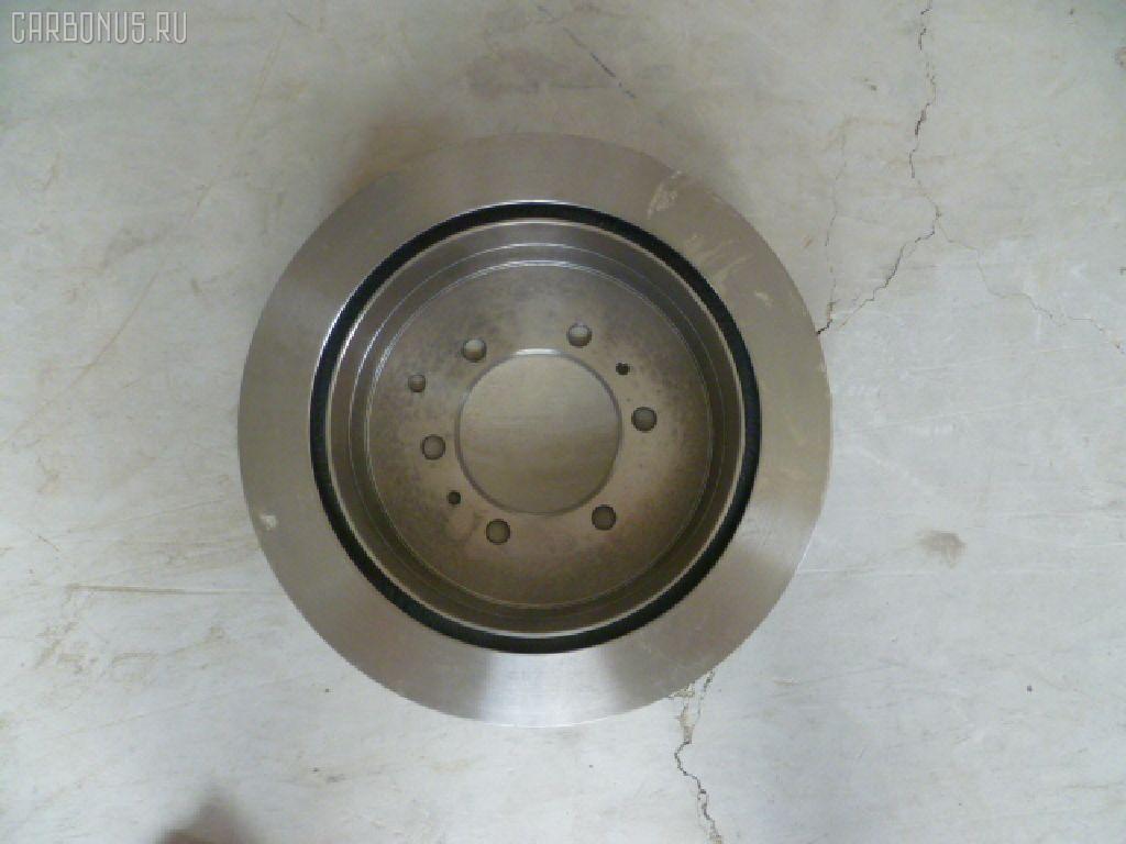 Тормозной диск TOYOTA LAND CRUISER FZJ80G. Фото 2