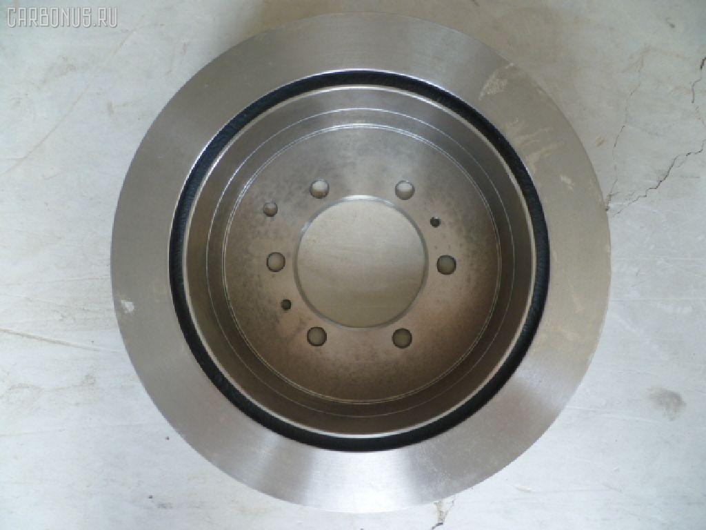 Тормозной диск TOYOTA LAND CRUISER FZJ80G. Фото 3