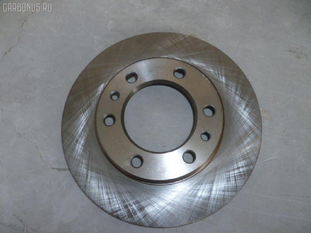 Тормозной диск TOYOTA HILUX LN106 3L. Фото 1
