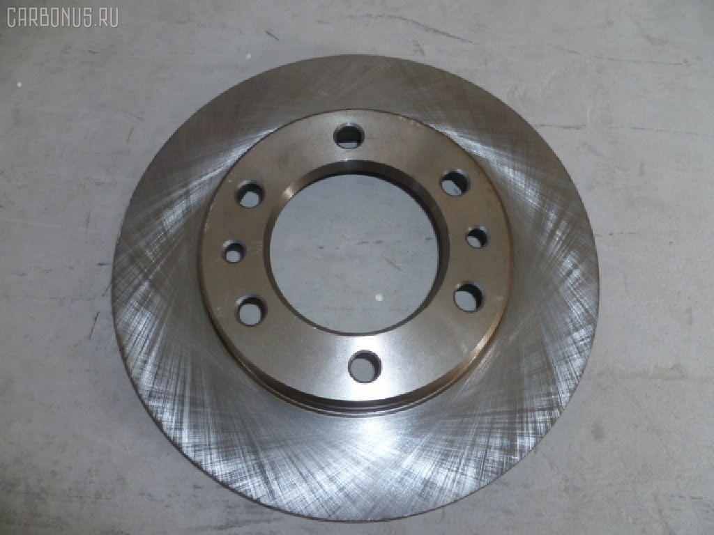 Тормозной диск TOYOTA HILUX LN106 3L. Фото 4