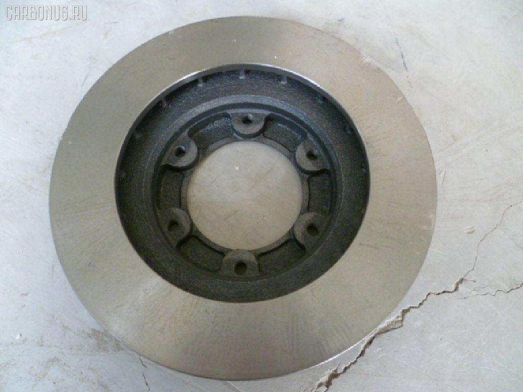 Тормозной диск TOYOTA LAND CRUISER FZJ80G. Фото 4