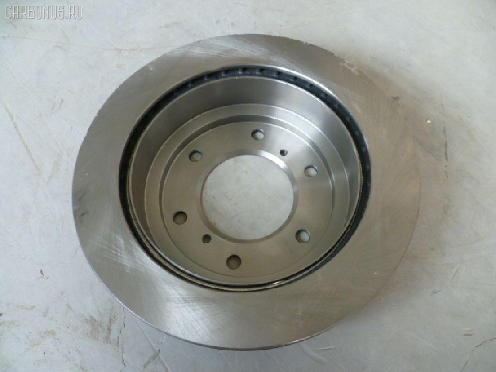 Тормозной диск MITSUBISHI PAJERO V63W 6G72. Фото 7