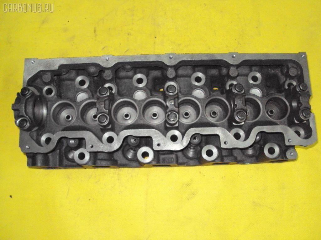 Головка блока цилиндров TOYOTA CROWN COMFORT LXS11Y 2L-TE. Фото 2