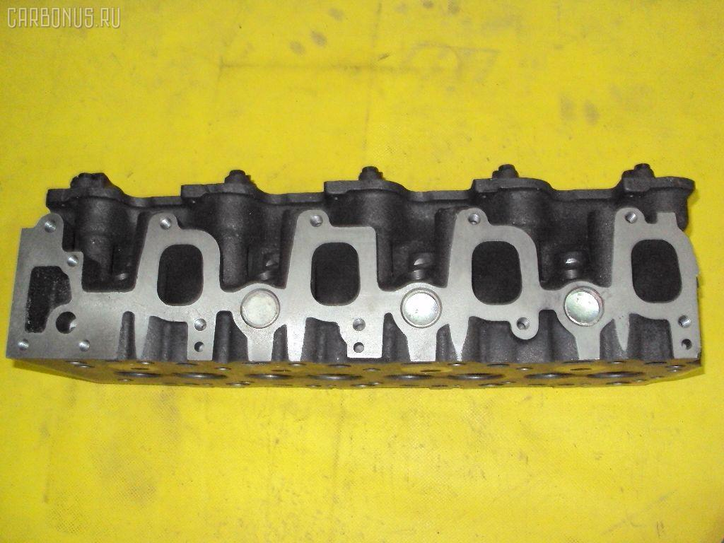 Головка блока цилиндров TOYOTA CROWN COMFORT LXS11Y 2L-TE. Фото 3