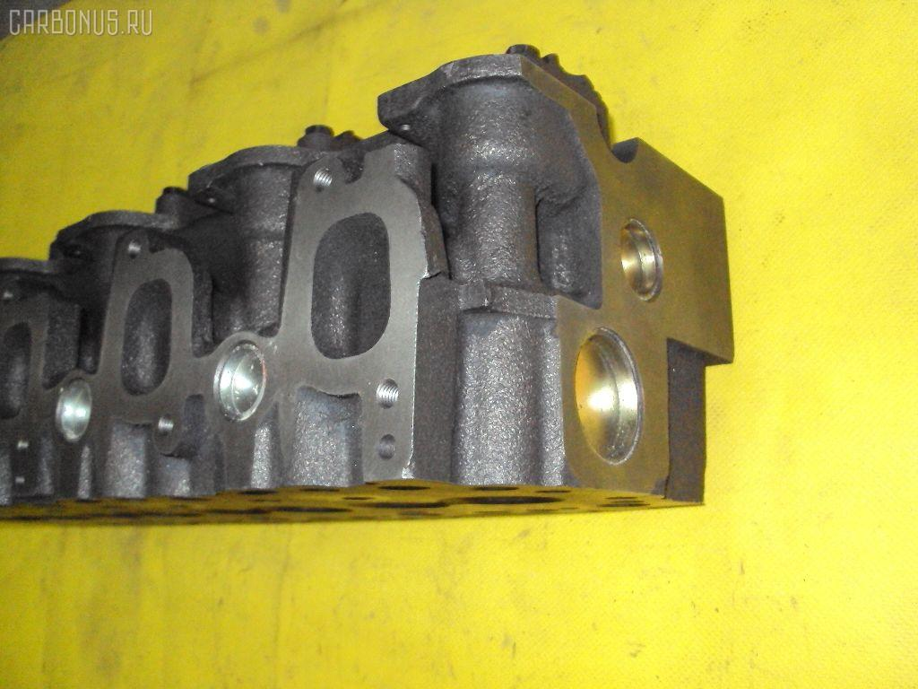 Головка блока цилиндров TOYOTA CROWN COMFORT LXS11Y 2L-TE. Фото 4