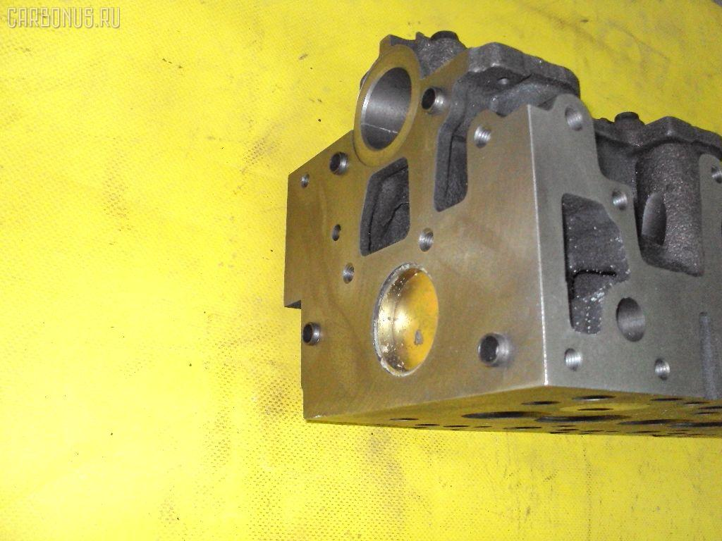 Головка блока цилиндров TOYOTA CROWN COMFORT LXS11Y 2L-TE. Фото 5