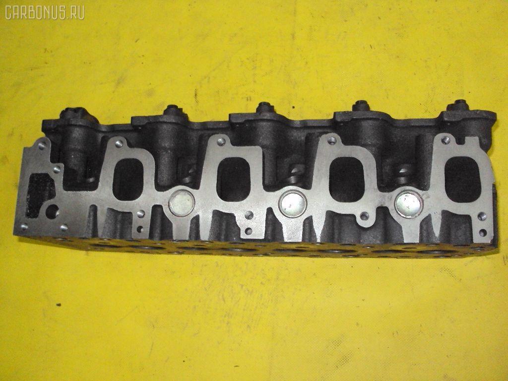 Головка блока цилиндров TOYOTA CROWN COMFORT LXS11Y 2L-TE. Фото 11