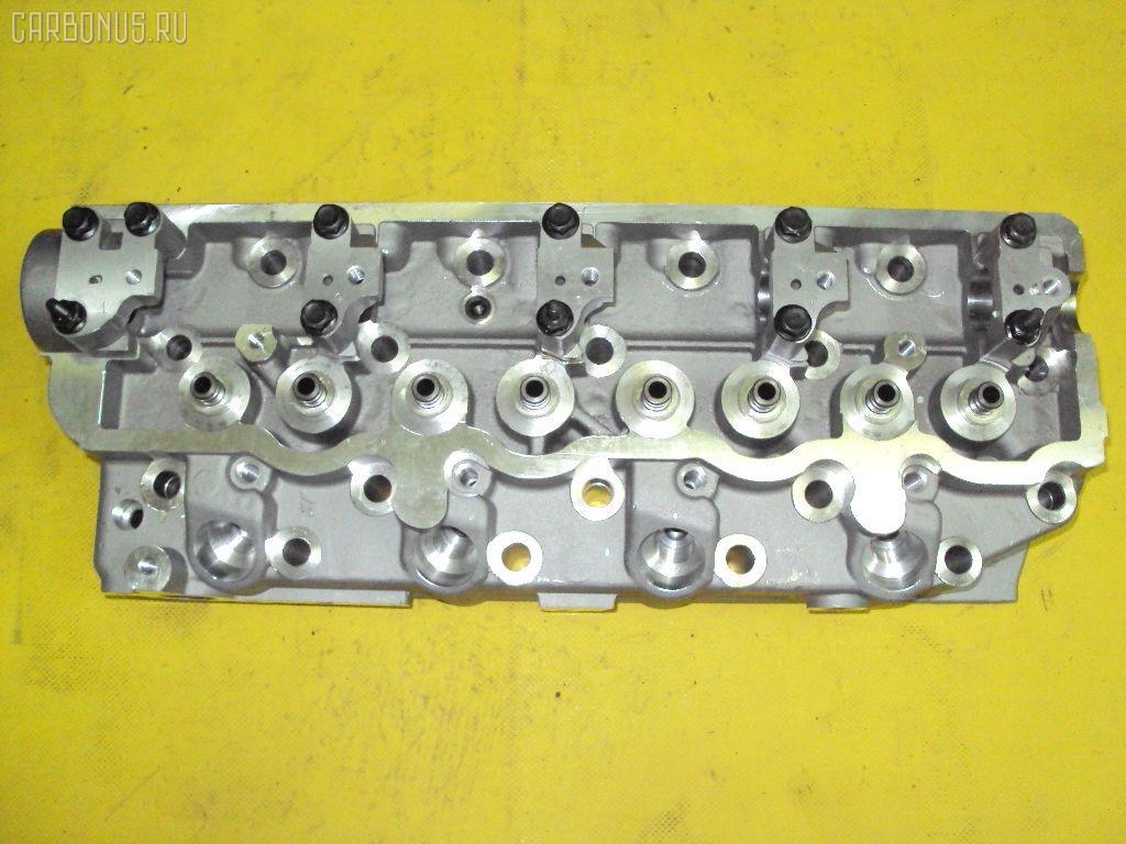 Головка блока цилиндров MITSUBISHI 4D56-T. Фото 1