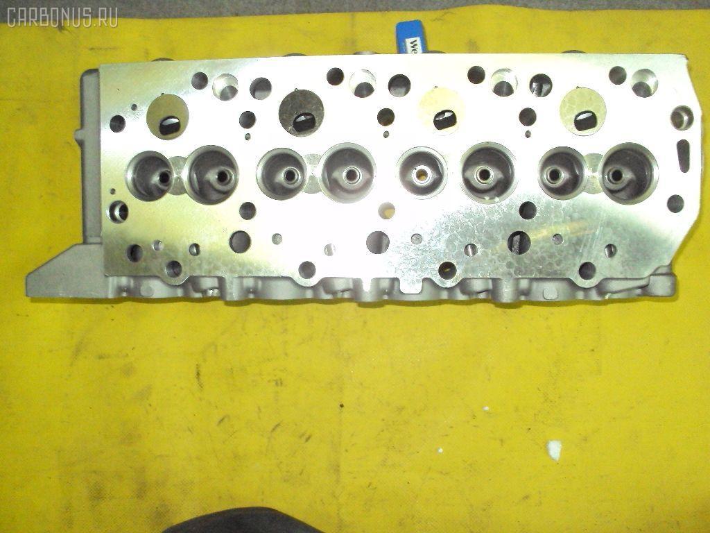 Головка блока цилиндров MITSUBISHI 4D56-T. Фото 3